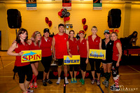 YMCA Spin Fund Raiser 2/14/15