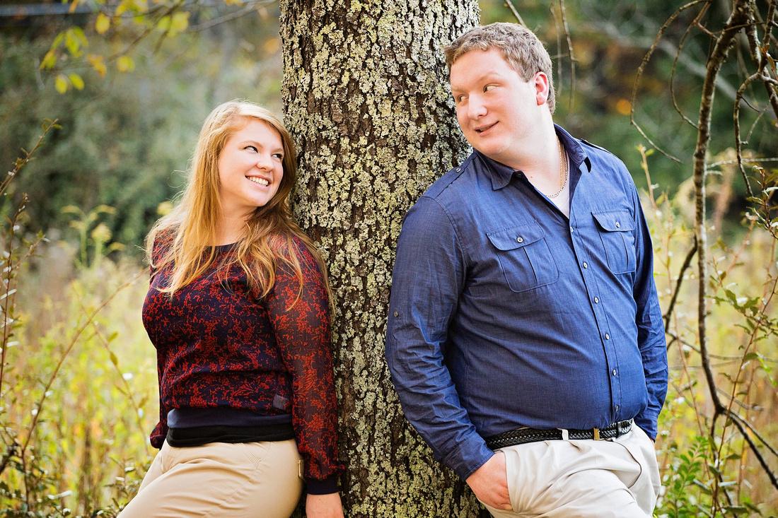 Sarah & Kyle Engagement Shoot